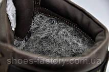Зимние ботинки Ботус, мужские на меху (Black), фото 3