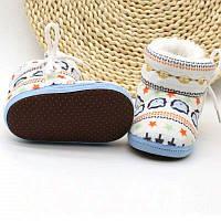 Пинетки сапоги обувь детская зимняя осень зима мягкая подошва пінетки сапожки зимове взуття дитяче