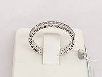 Серебряное кольцо с фианитами. Артикул 3212691401 18,5, фото 1