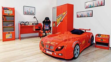 Детская комната Форсаж / Красный
