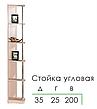 """Комплект детской мебели """"Феникс"""", фото 3"""