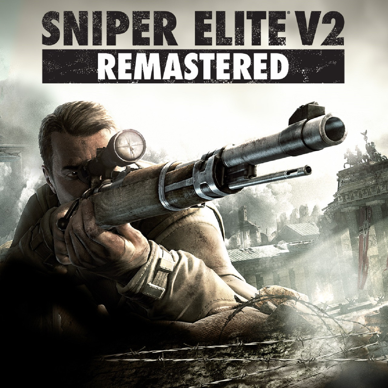 Sniper Elite V2 Remastered (російські субтитри) Nintendo Switch