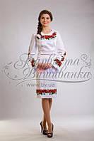 Бисерная заготовка платья ПЛ-003