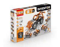 Конструктор INVENTOR MOTORIZED 50 в 1 с электродвигателем, фото 1