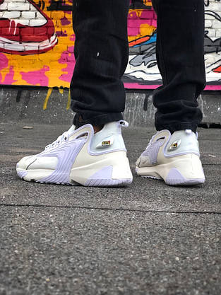 Кроссовки Nike Zoom 2K Белые, фото 3