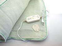 Электропростынь с сумкой Electric blanket 150*120  электроодеяло обогреватель, белая