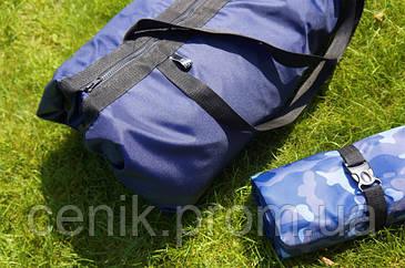 Походная сумка трансформер LazyBones Bag 2в1