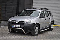 """Пороги, подножки """"Fullmond"""" Dacia Duster"""