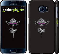 "Чехол на Samsung Galaxy S6 G920 Йода-меломан ""273c-80"""