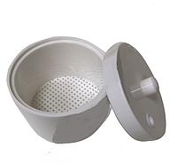 Контейнер пластиковый для стерилизации фрез