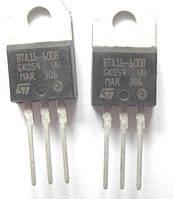 Симистор, BTA16-600B на 16 Ампер 600 Вольт, изолированный корпус