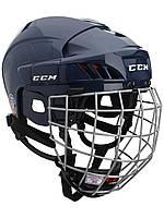 Шлем CCM50 с решеткой, Размер L, синий, CCM50-N-L