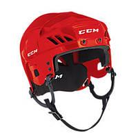 Шлем CCM50 с решеткой, Размер L, красный, CCM50-R-L