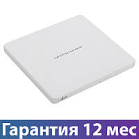 Внешний дисковод для ноутбука LG-Hitachi GP60NW60, DVD+/-RW, USB 2.0 , переносной оптический привод