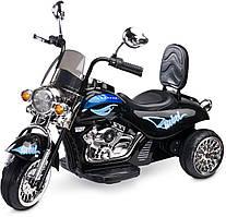 Мотоцикли та скутери Caretero Rebel Black (Rebel black)