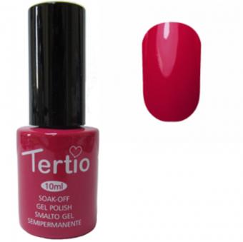 Tertio Гель-лак №003 (темно-карминовый), 10 мл