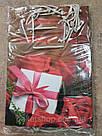 Подарочный бумажный пакет КВАДРАТ 24*24*10 см Презент, фото 2