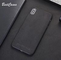 РОСКОШНЫЙ! Чехол - накладка BMW/AMG для iPhone 6