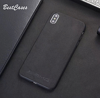 РОСКОШНЫЙ! Чехол - накладка BMW/AMG для iPhone XS