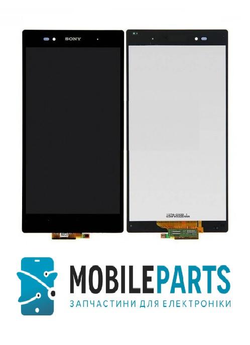 Дисплей Sony C6802 | C6806 | C6833 | XL39h | Xperia Z Ultra (Черный) Оригинал Китай