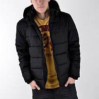 Зимняя куртка с капюшоном! Стильные куртки на флисе теплые! Наполнитель!