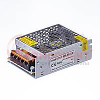 Блок питания 12В перфорированный серии МR, 5A 60Вт, IP20