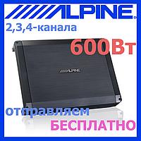 Звуковой автомобильный усилитель ALPINE BBX-F1200