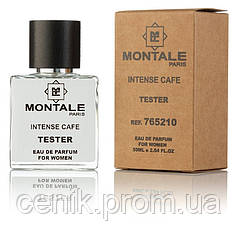 Туалетная вода унисекс Montale Intense Cafe 50 ml, Orign Tester, эко упаковка