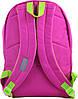 Молодежный рюкзак YES  SP-15 Cambridge pink, 41*30*11                             , фото 4