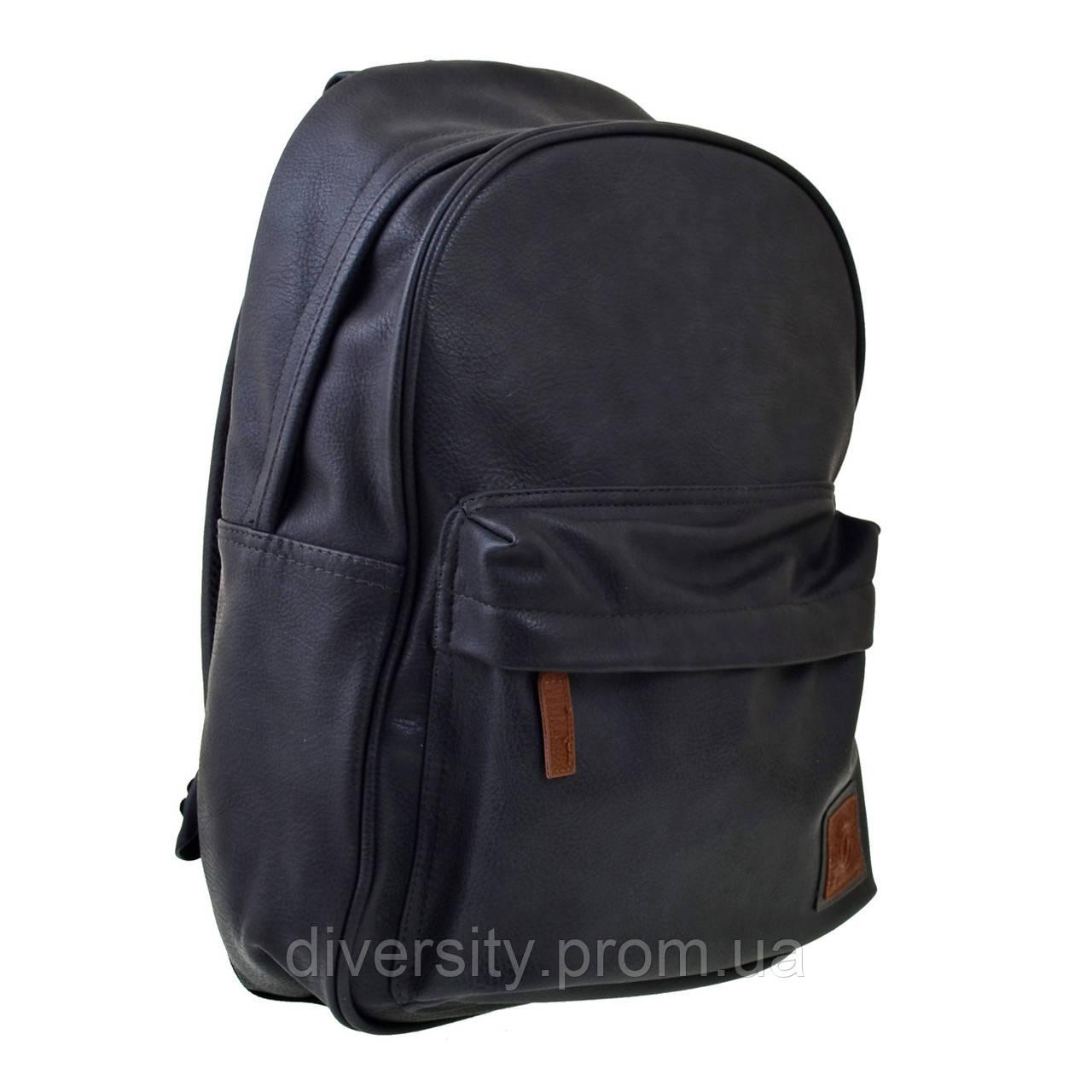 Молодежный рюкзак YES  ST-16 Infinity deep black, 42*31*13