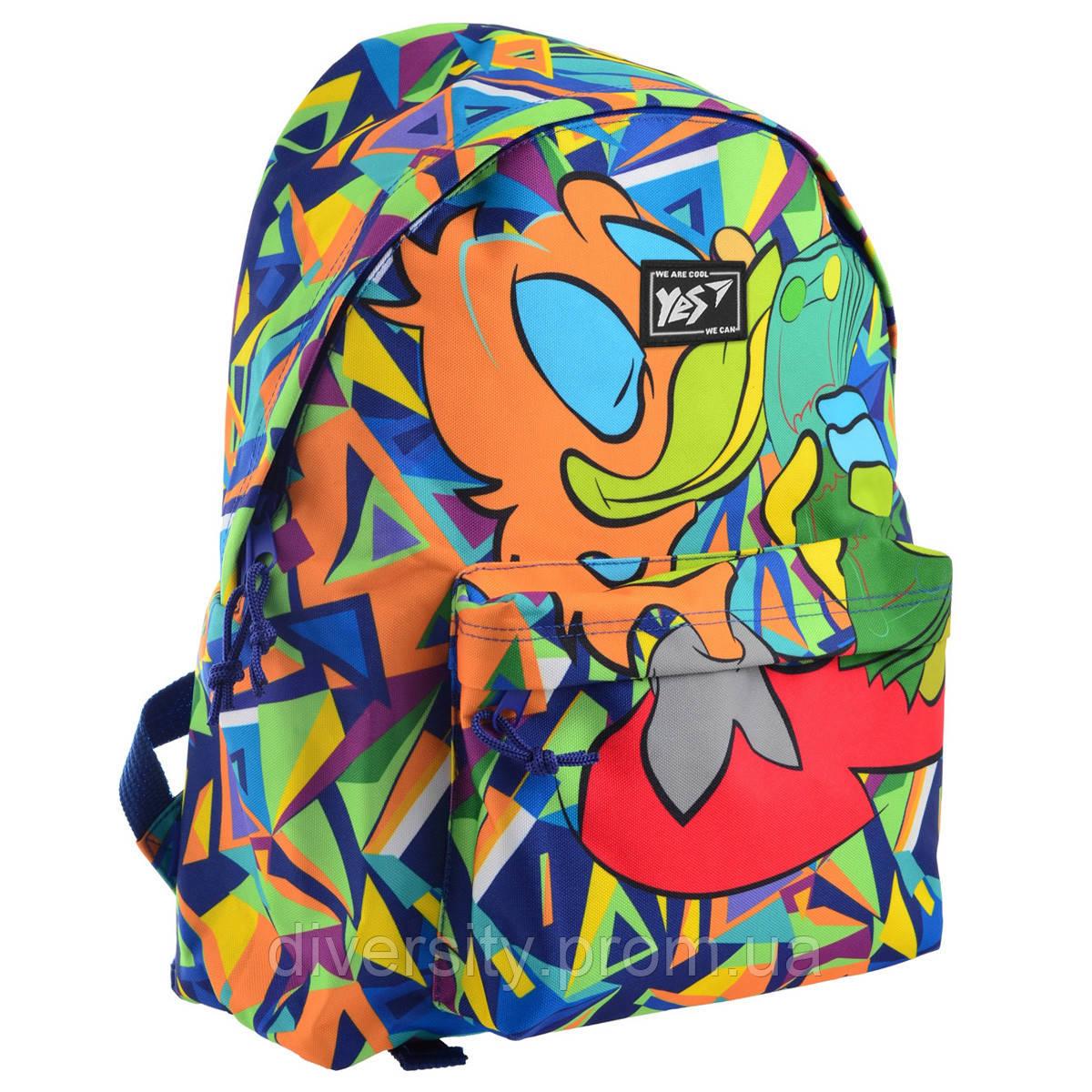 """Молодежный рюкзак YES  ST-17 """"Ducktales"""""""