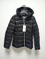 Стеганная куртка на синтепоне для девочек