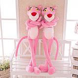 Мягкая игрушка Розовая Пантера Подарок на Новый год день Святого Николая ребёнку девочке детям, фото 2