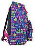 Молодежный рюкзак YES  ST-17 Crazy DFF, 42*32*12                                          , фото 2