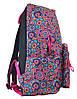 Молодежный рюкзак YES  ST-17 Crazy Floral, 42*32*12                                       , фото 2