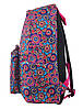 Молодежный рюкзак YES  ST-17 Crazy Floral, 42*32*12                                       , фото 3