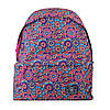 Молодежный рюкзак YES  ST-17 Crazy Floral, 42*32*12                                       , фото 5