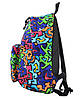 Молодежный рюкзак YES  ST-17 Crazy maze, 42*32*12                                         , фото 3
