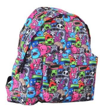 Молодежный рюкзак YES  ST-17 Crazy muzic, 42*32*12