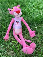 Мягкая детская игрушка Розовая Пантера подарок ребёнку девочке детям мягкий плюшевый большой мишка медведь