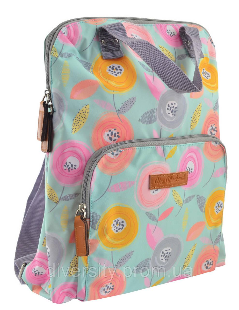 """Молодежный рюкзак YES  ST-26 """"Daisy"""""""
