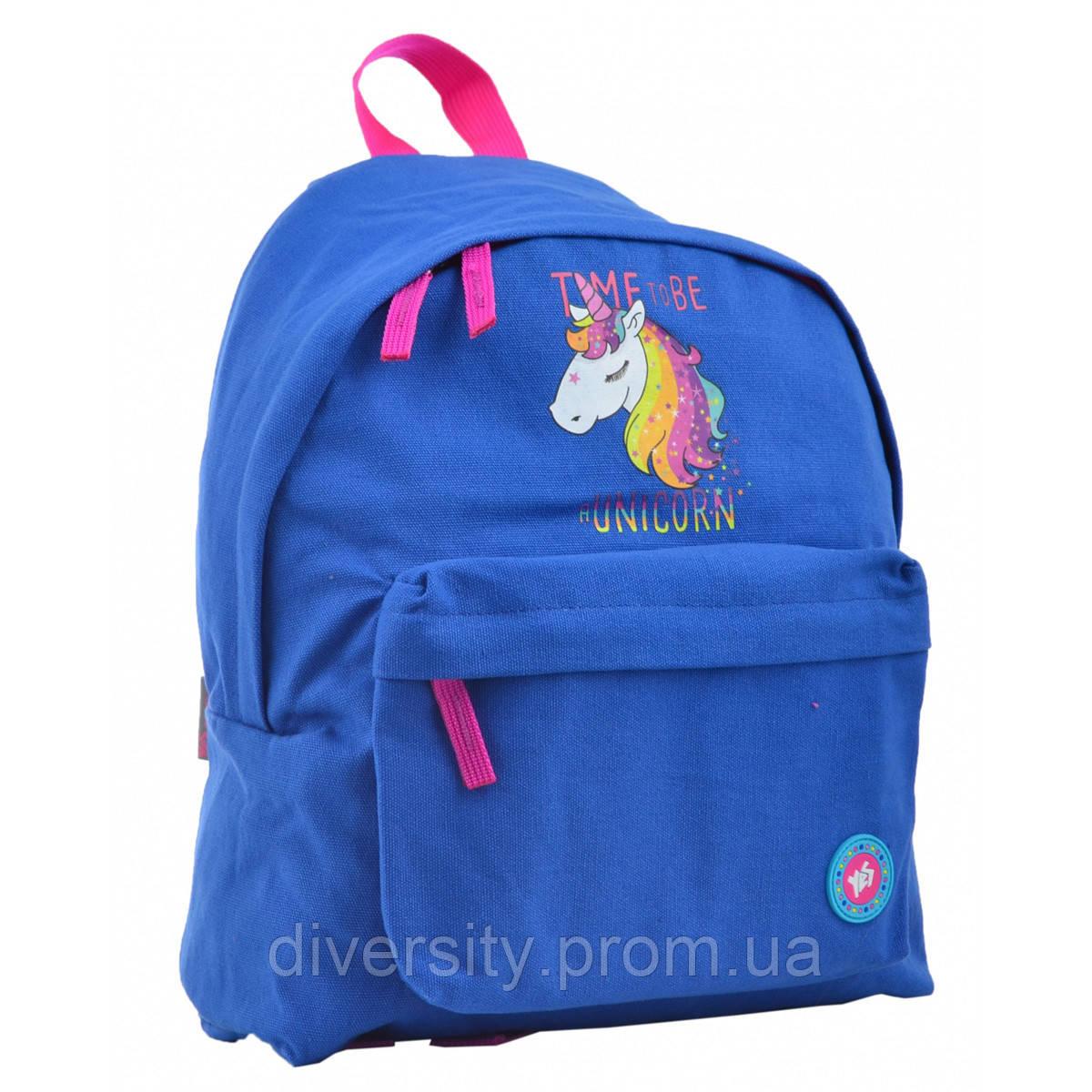 Молодежный рюкзак YES  ST-30 Chinese blue, 35*28*16
