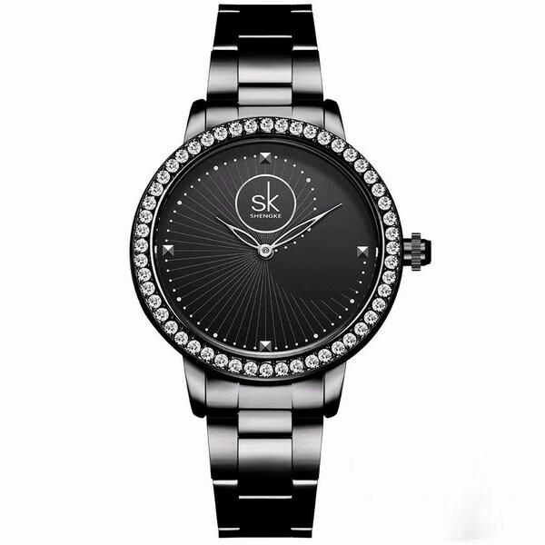 Shengke Женские часы Shengke Diamond