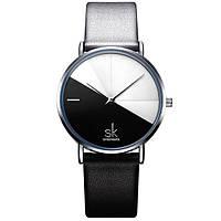 Shengke Женские часы Shengke Duos Black, фото 1