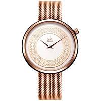 Shengke Женские часы Shengke Kuba Gold, фото 1