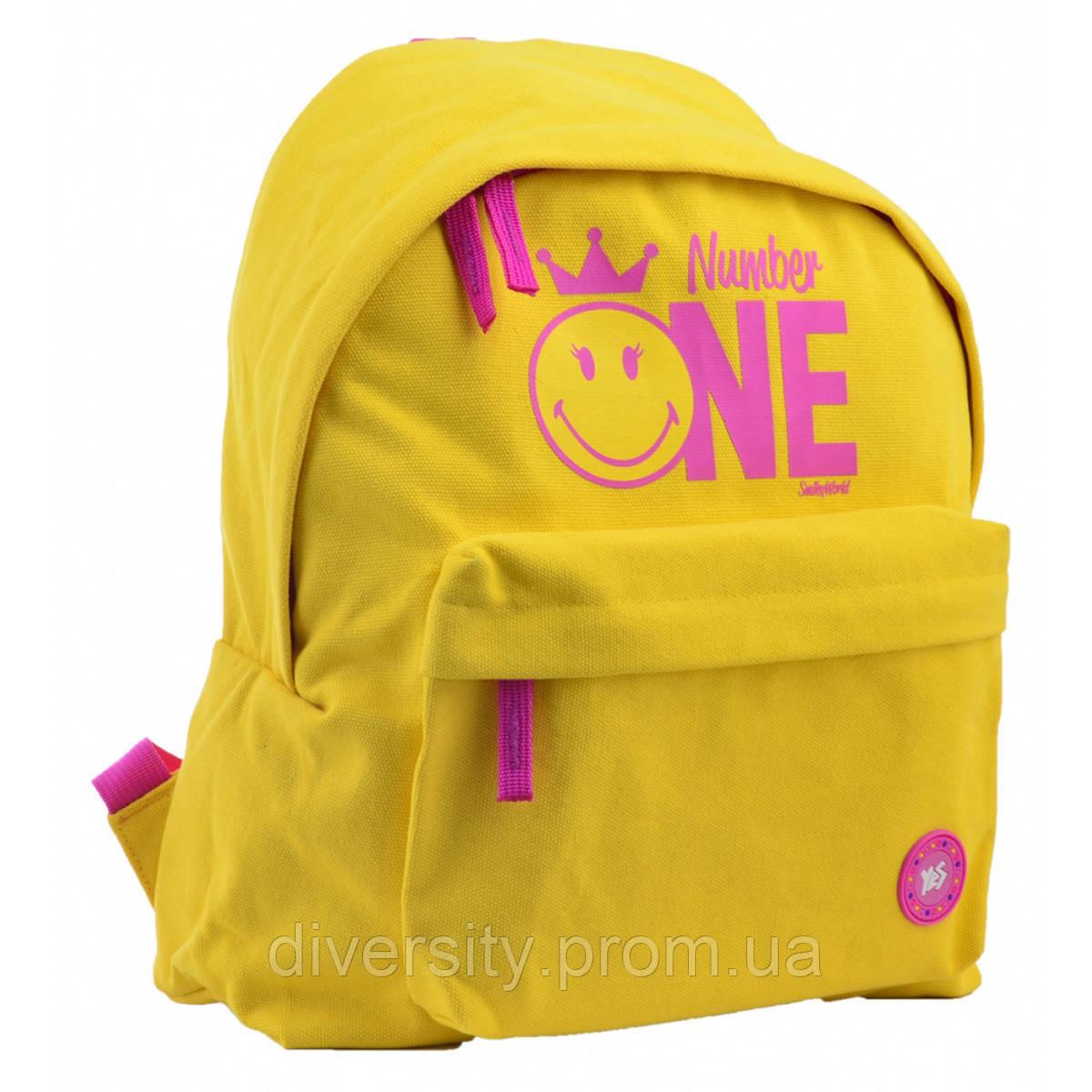 Молодежный рюкзак YES  ST-30 Goldenrod, 35.5*29*12