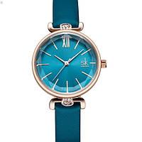 Shengke Женские часы Shengke Extra Green