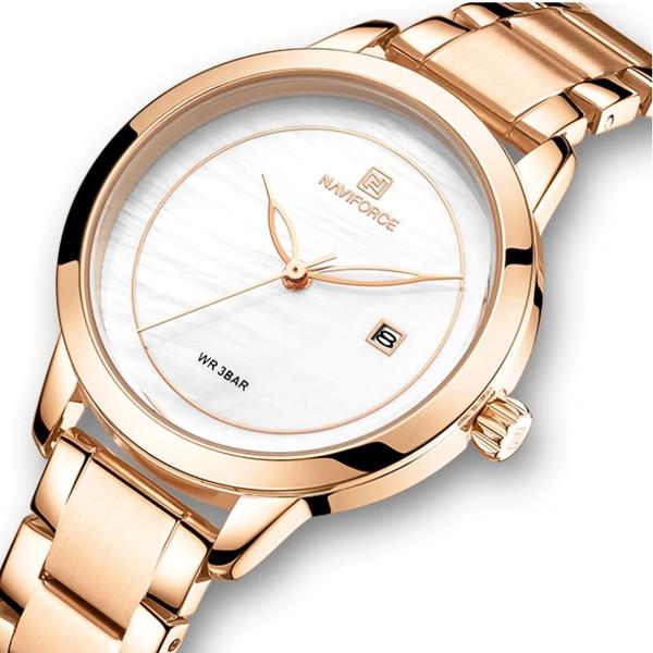 Naviforce Женские часы Naviforce Tropical Gold