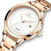 Naviforce Женские часы Naviforce Tropical Gold, фото 1