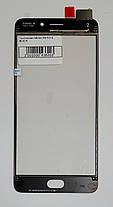 Сенсор (тачскрин) для Meizu M6 NOTE (M721) черный, фото 3